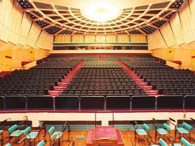 Auditorium and Stadiums